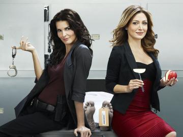 Episodio de estreno de la sexta temporada de 'Rizzoli & Isles'