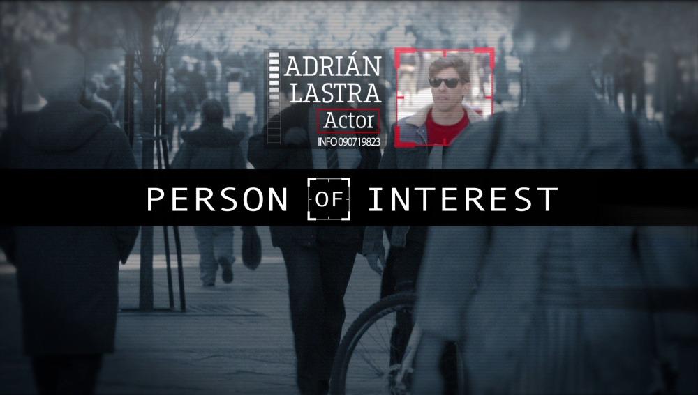 Adrián Lastra en 'Muy en serie'