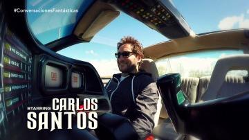"""Carlos Santos: """"Povedilla fue el personajes que más me ha marcado"""""""