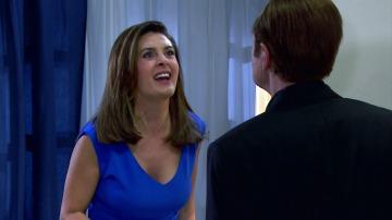 Lucía le pide el divorcio a Demián ante todos los invitados