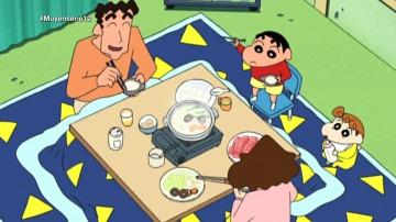 Aprendemos a cocinar las comidas de 'Sin-Chan'