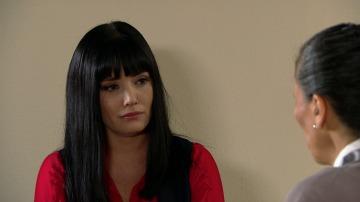 """Amelia: """"Necesito hablar con Pedro"""""""