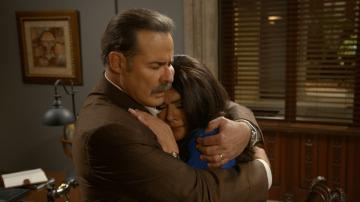 """Inés a Victoriano: """"Alejandro es mi hijo"""""""