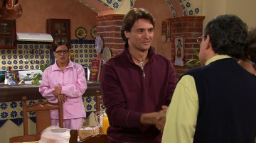 Aldo conoce a los padres de Lety