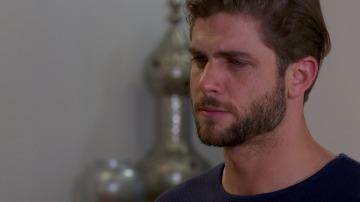 """Carlos a Fernanda: """"¿Cómo pudiste ocultarme la verdad?"""""""