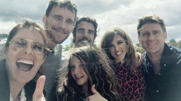 Los protagonistas de El Barco 'echan el ancla' en El Retiro de Madrid