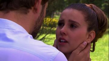 Reconocer o no a Luis como su padre, el dilema de Fernanda