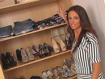 Arancha nos enseña su armario