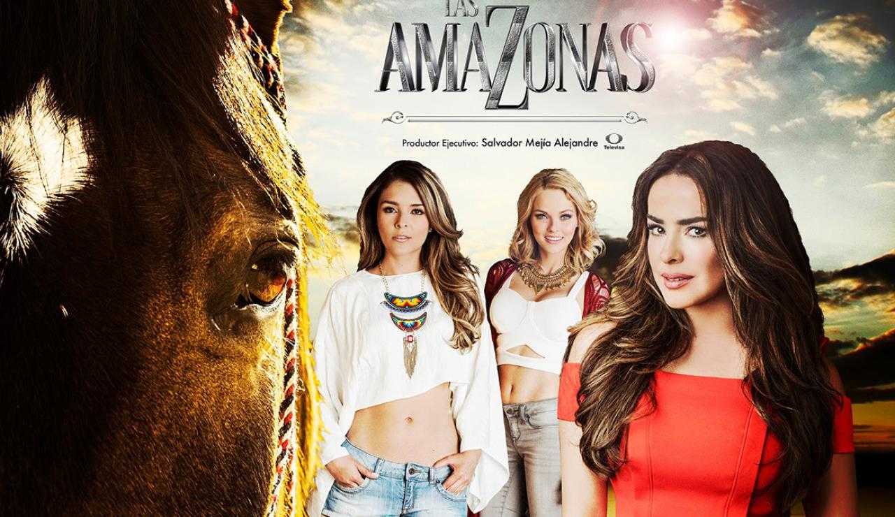 Disfruta de 'Las Amazonas', las mujeres con más brío de Nova