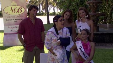 Lety dedica unas bonitas palabras a las chicas del concurso