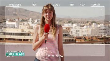 Campoamargo TV consigue imágenes inéditas de la persecución en las azoteas