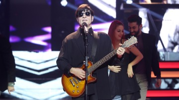 Serafín Zubiri, derroche de talento como Roy Orbison en un inigualable 'You got it'