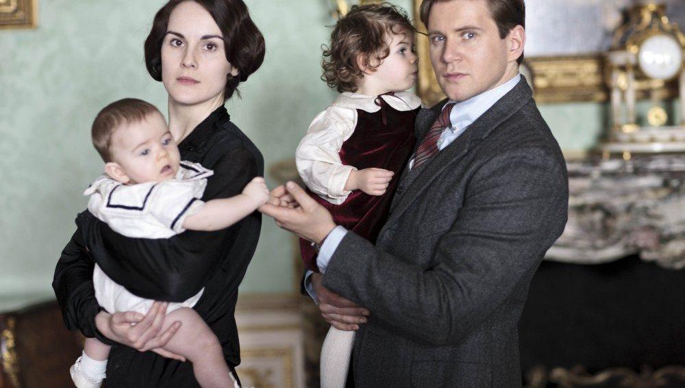 NOVA TV | Primeras imágenes de la cuarta temporada de \'Downton Abbey\'