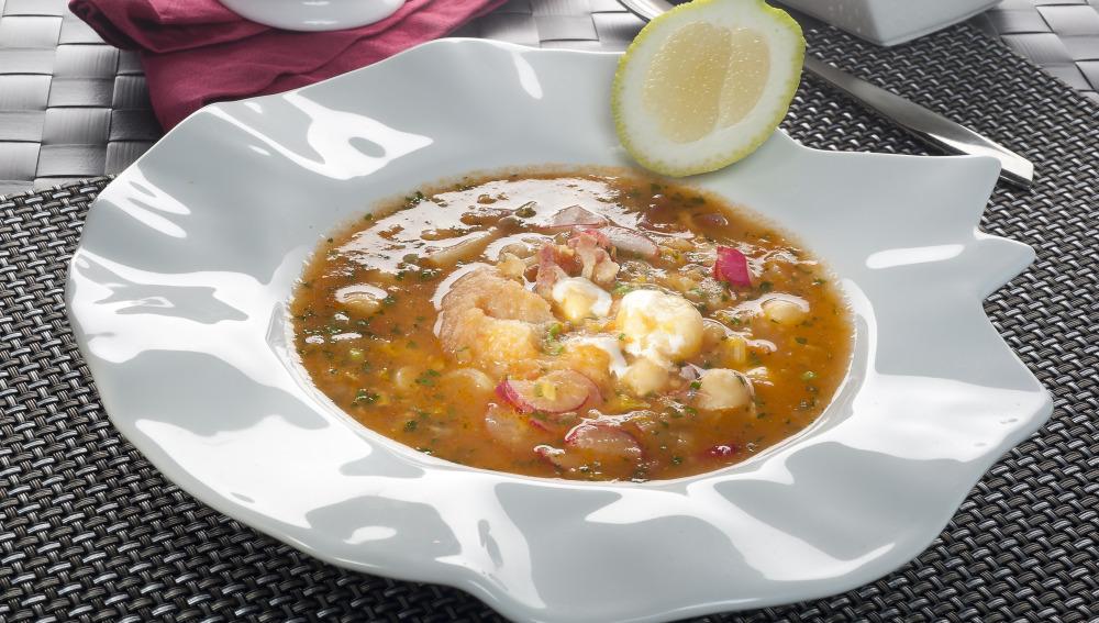 Sopa Gachupa