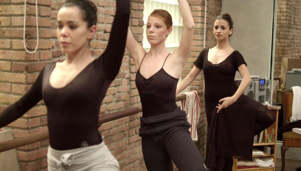 Beatriz Luengo, Silvia Marty y Mónica Cruz en 'UPA Dance'