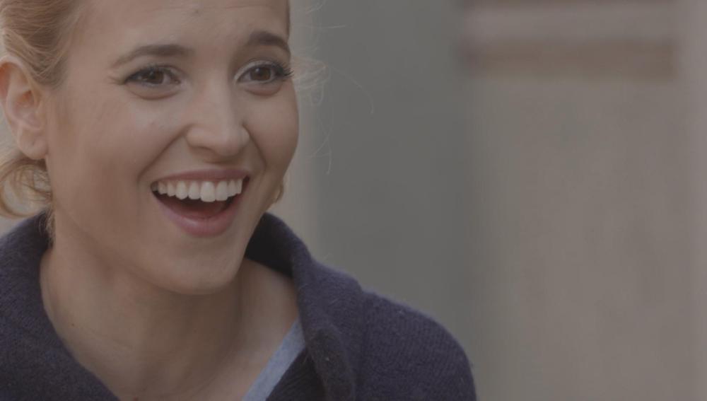Ana Fernández en 'Muy en serie'
