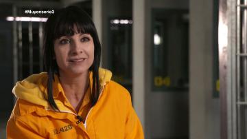 Najwa Nimri cuenta cómo construyó el personaje de Zulema en 'Vis a Vi's