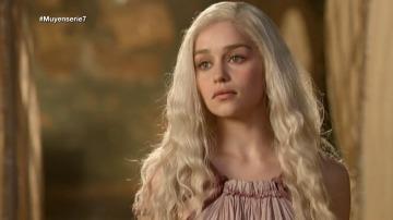 Frame 78.551104 de: Descubrimos la voz de Daenerys Targaryen