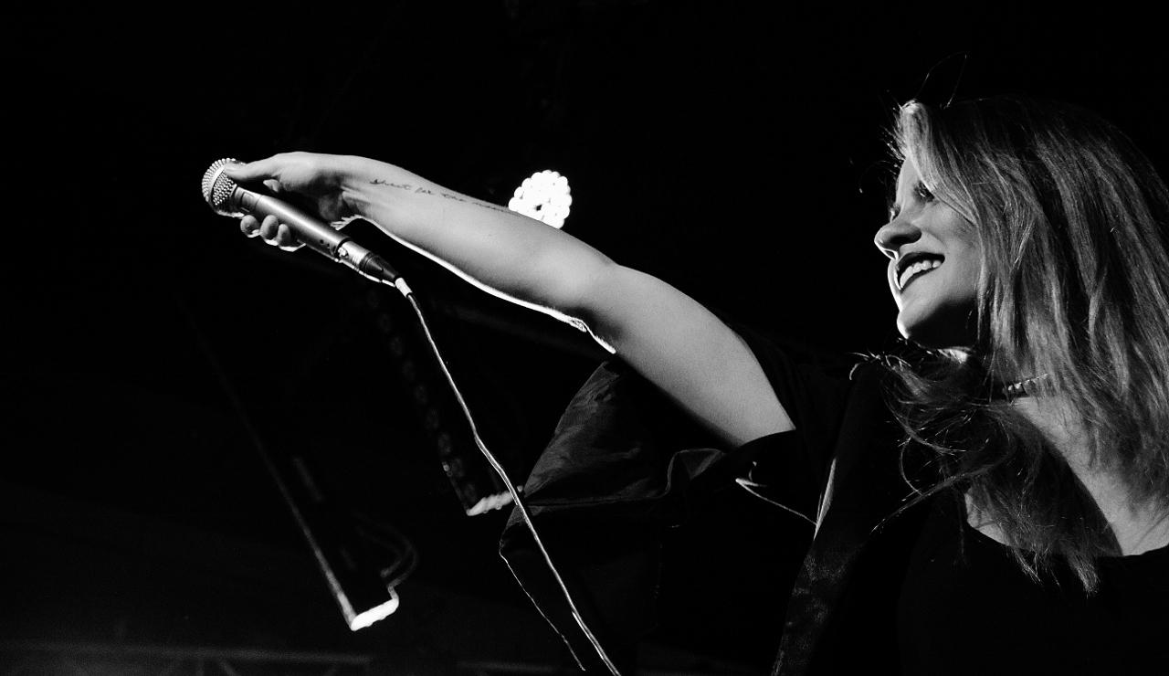 Maite Perroni en un concierto único en el Meet&Greet de Madrid