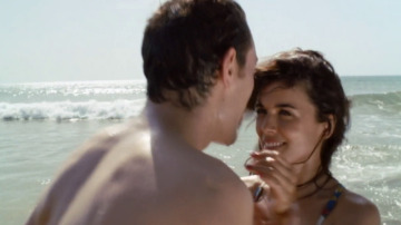 Marcus y Sira playa