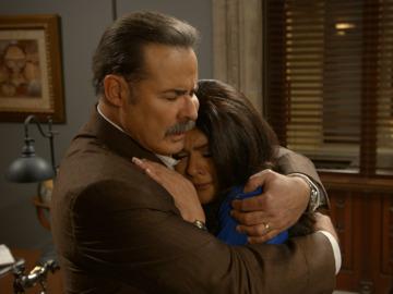 Inés a Victoriano: 'Alejandro es mi hijo'