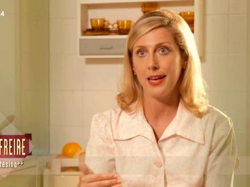 Cecilia Freire quiso una trama dramática para Rita en la temporada final de Velvet