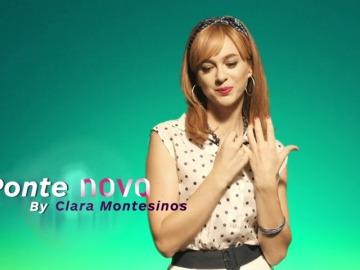 Frame 1.086128 de: Ponte Nova con Clara Montesinos, ponte a sentir con 'Velvet'