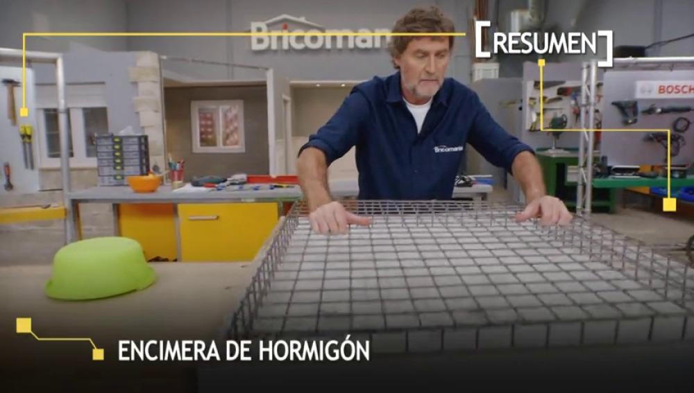 NOVA TV | Cómo construir un sencilla encimera de hormigón