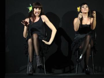 Esther Arroyo se supera '80 veces' más interpretando a Rozalén