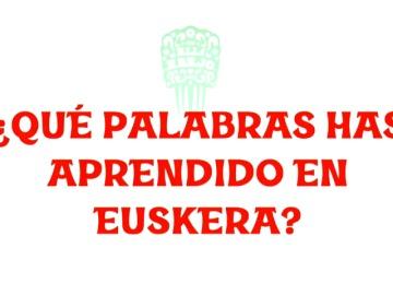 Frame 0.0 de: Euskera y andaluz, María León y Jon Plazaola enriquecen su vocabulario