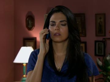 Diego, borracho, se declara a Natalia
