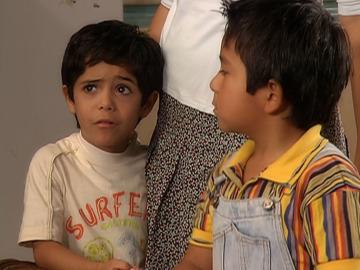 Gregorio acusa a Frijolito de ladrón
