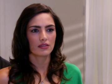 La desagradable sorpresa de Rosario con Alejandro