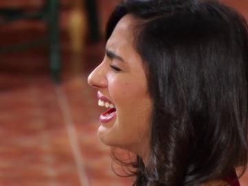 Rosario descubre la verdadera identidad de Alejandro
