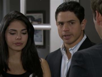 Natalia recibe la peor de las noticias, su padre ha muerto