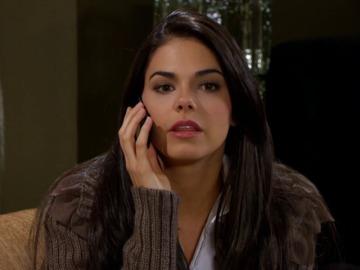 Natalia sigue muy celosa por la relación de Diego y Simona