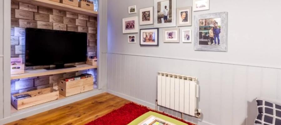 Nova tv una habitaci n juvenil convertida en sala de lectura - Decogarden habitacion juvenil ...