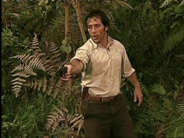 Fernando tira a Juan al pantano