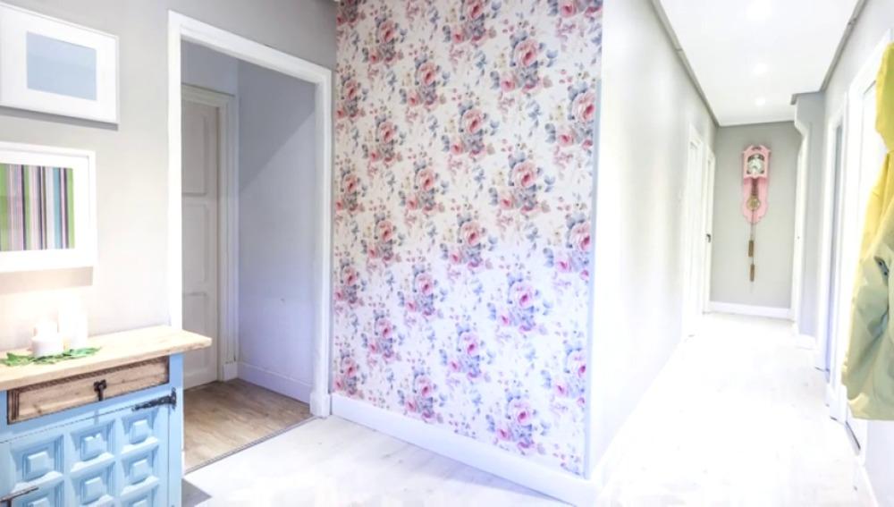 Nova tv transformamos un antiguo recibidor en una habitaci n luminosa - Decogarden habitacion juvenil ...