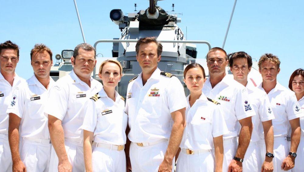 En Atreseries muy pronto podrás disfrutar de 'Sea Patrol'
