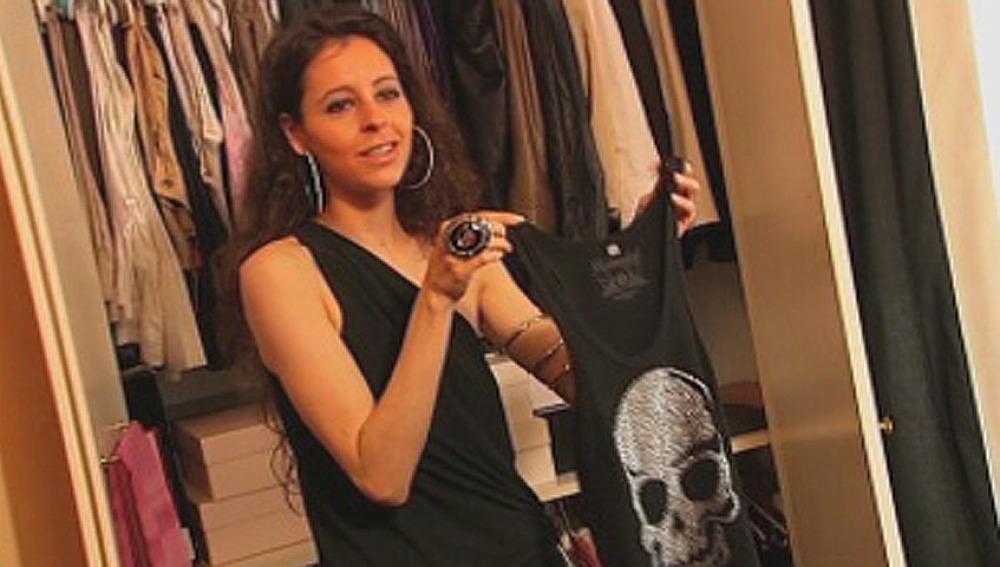 Yolanda nos enseña su armario