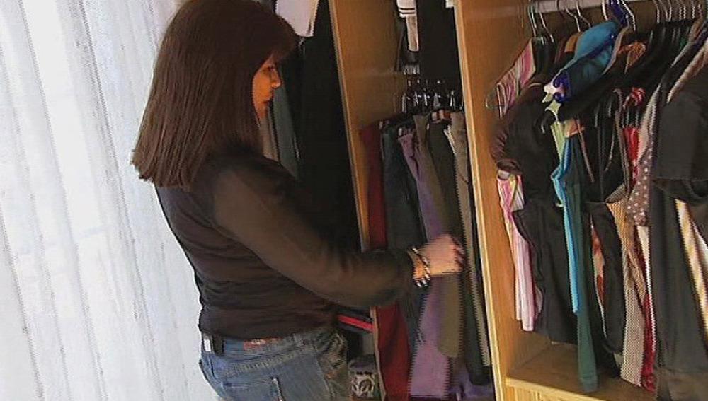 El armario de María Cortés