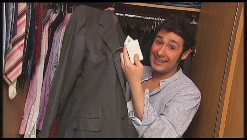 El armario de Toni