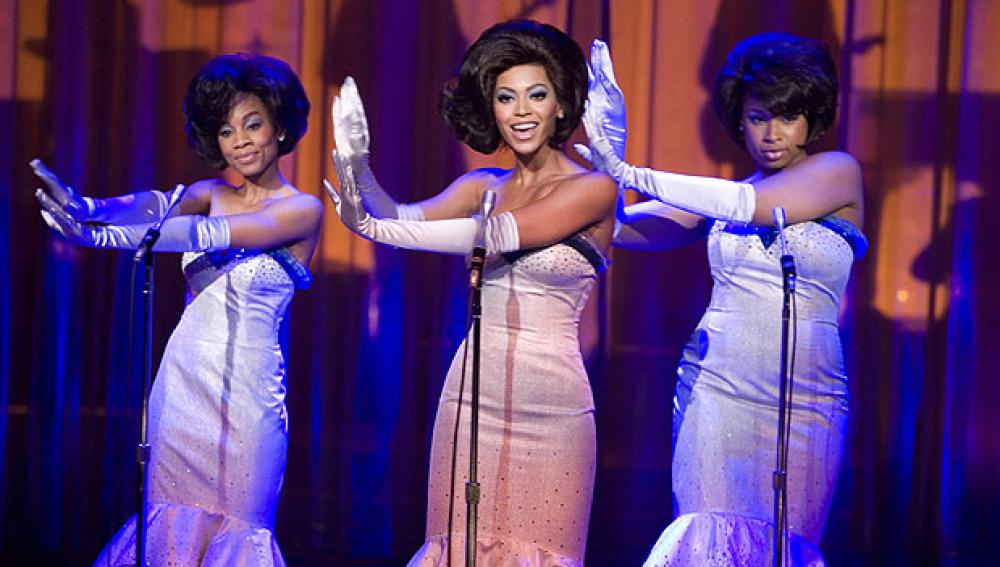Beyoncé en el musical 'Dreamgirls'