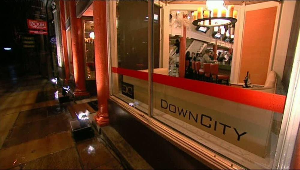 'Down City'