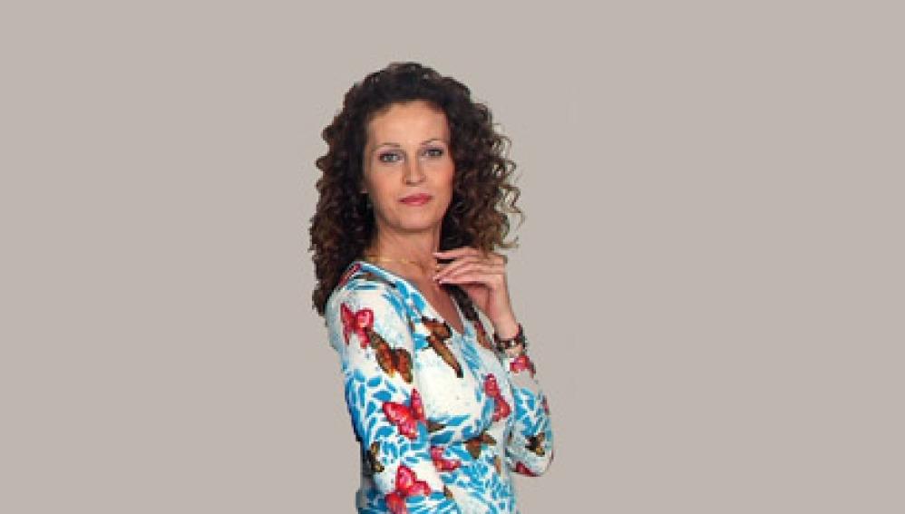 Carla Antonelli es Gloria