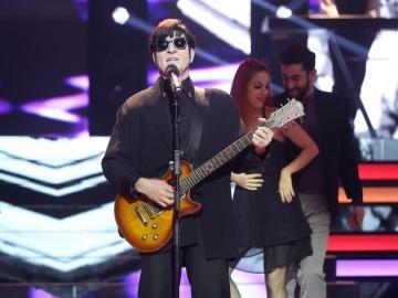Serafín Zubiri, derroche de talento como Roy Orbison en un inigualable 'You got it'