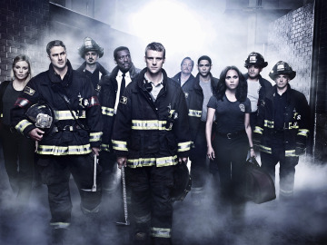 Atreseries estrena la segunda temporada de  'Chicago Fire'