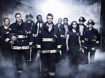 Atreseries estrena la segunda temporada de  'Chicago Fire'