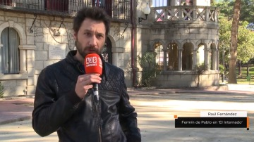 Frame 17.902777 de: Raúl Fernández recuerda los mejores momentos de 'El Internado'